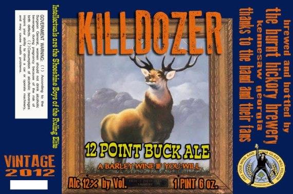 Burnt Hickory Kill Dozer