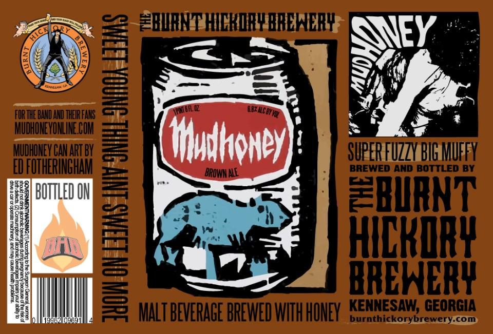 Burnt Hickory Mudhoney