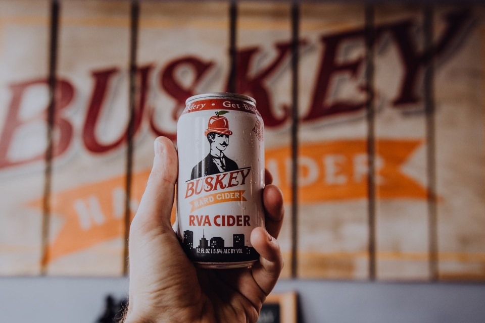 Buskey RVA Cider