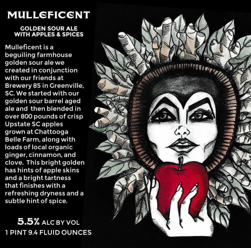 Carolina Bauernhaus Mulleficent