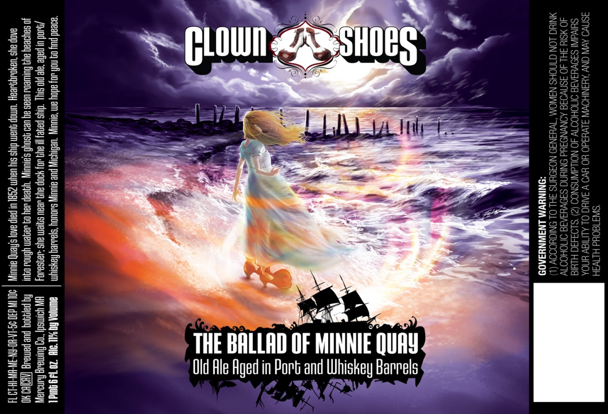 Clown Shoes The Ballad of Minnie Quay