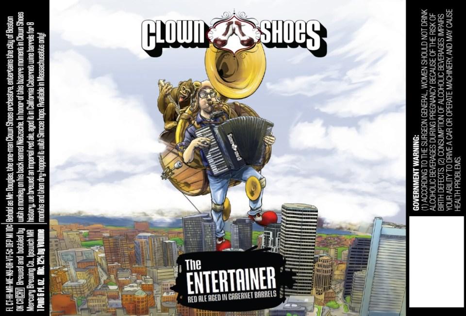 Clown Shoes The Entertainer