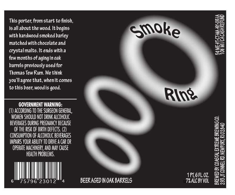 Coastal Extreme Smoke Ring