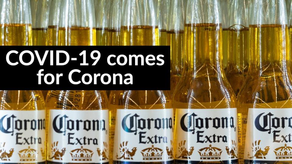 Corona Beer COVID-19 Shutdown