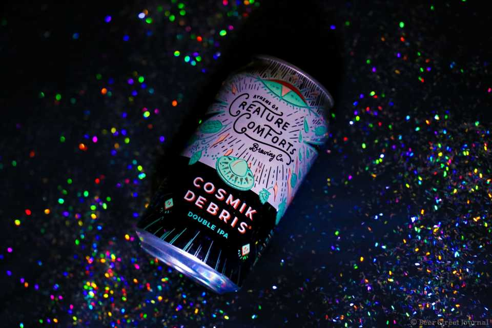 Creature Comforts Cosmik Debris Can 2019