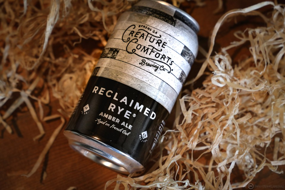 Creature Comforts Reclaimed Rye Can