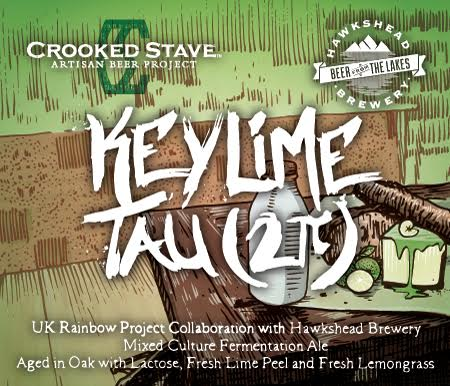 Crooked Stave Key Lime Tau