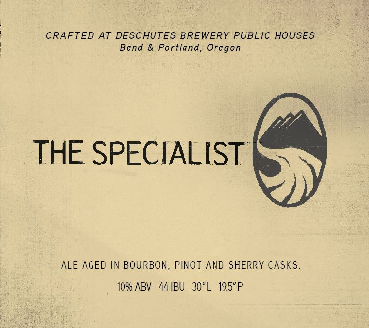Deschutes The Specialist