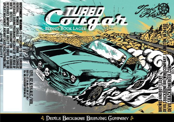 Devils Backbone Turbo Cougar
