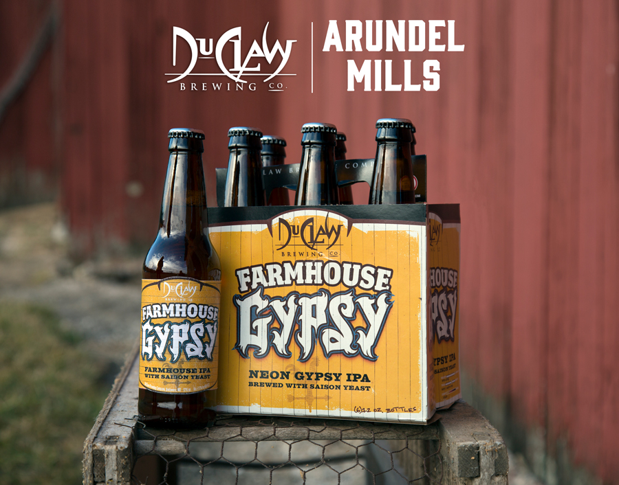 DuClaw Farmhouse Gypsy
