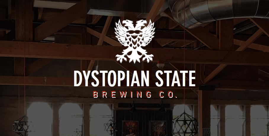 Dystophian State Brewing Logo