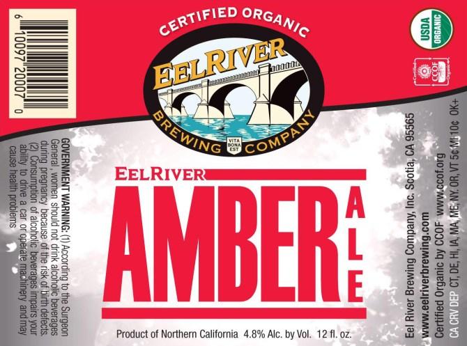 Eel River Amber Ale