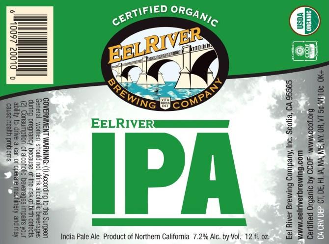 Eel River IPA