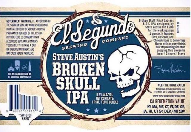 El Segundo Broken Skull IPA
