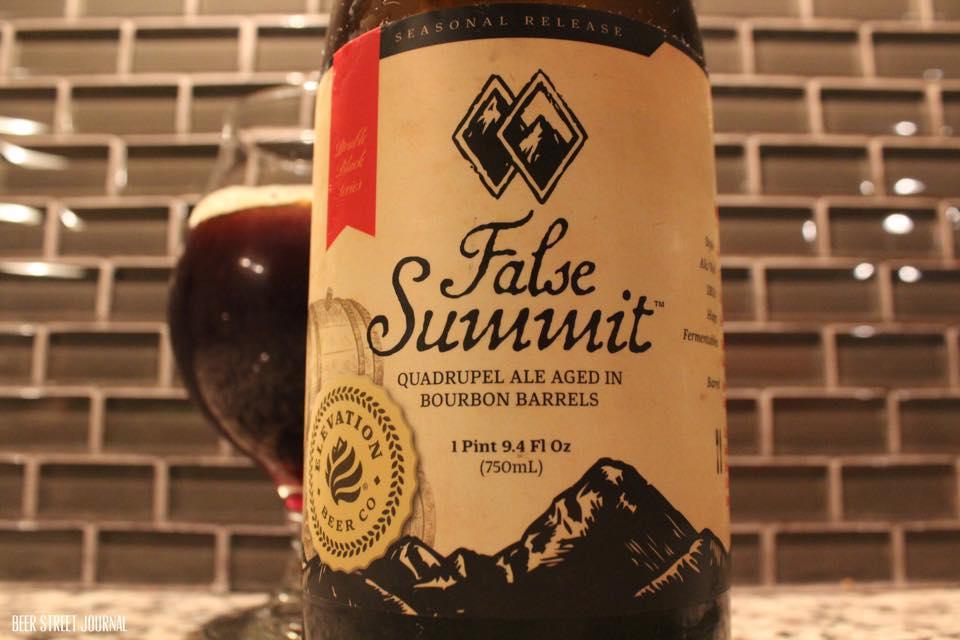 Elevation Beer False Summit