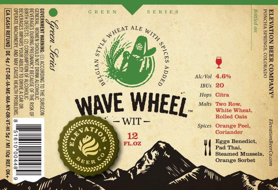 Elevation Wave Wheel Wit