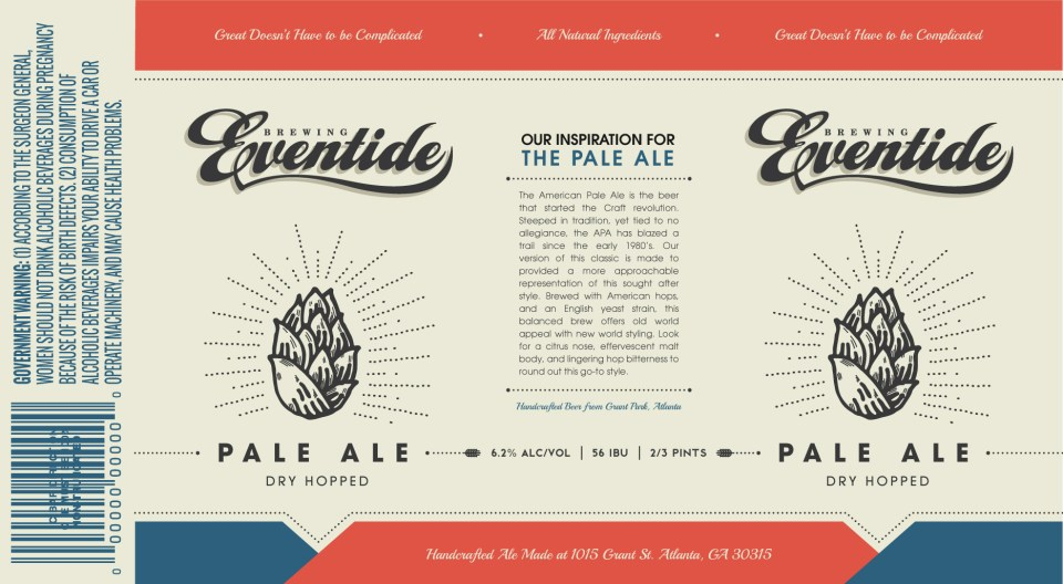Eventide Pale Ale