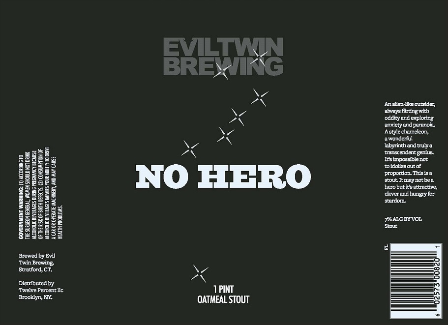 Evil Twin No Hero