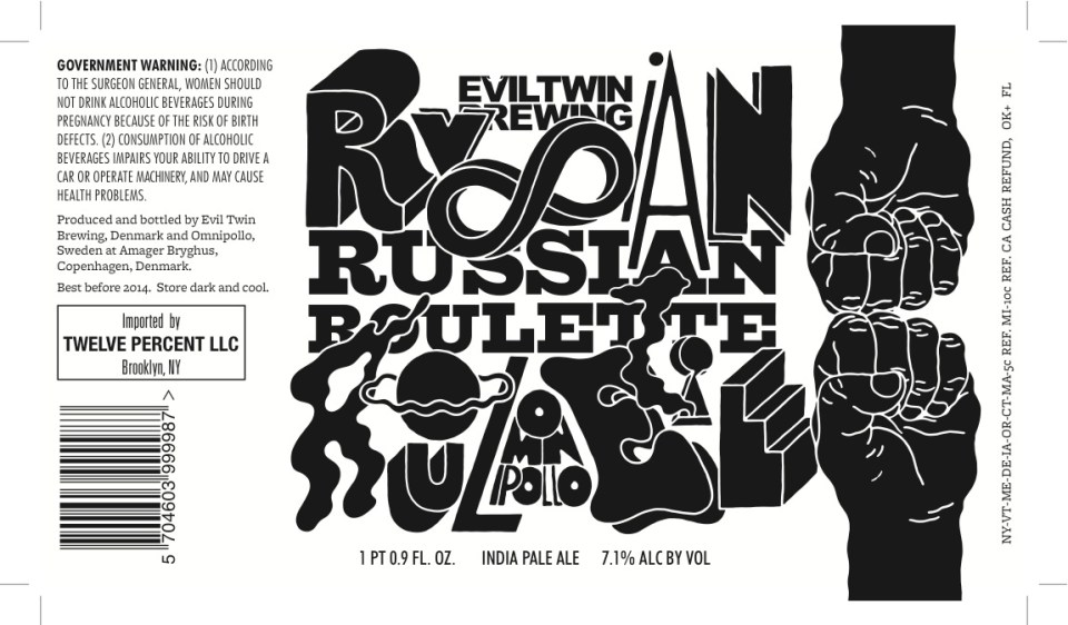 Evil Twin Russian Roulette