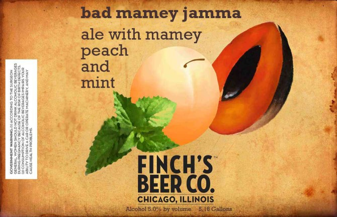 Finch's Bad Mamey Jamma