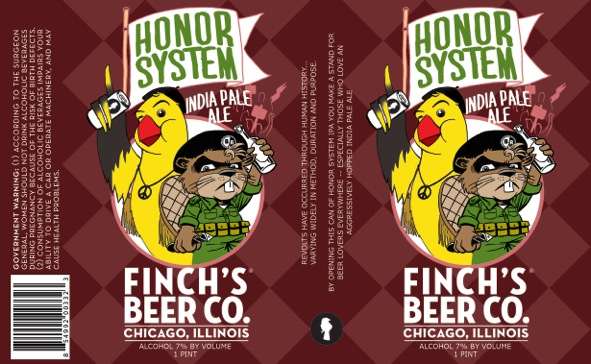 Finch's Beer Honor System