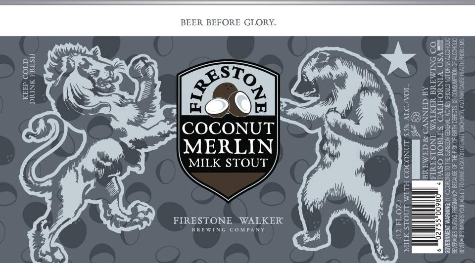 Firestone Walker Coconut Merlin