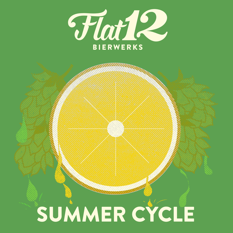 Flat 12 Summer Cycle