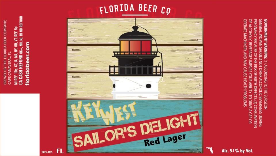 Florida Beer Key West Sailor's Delight