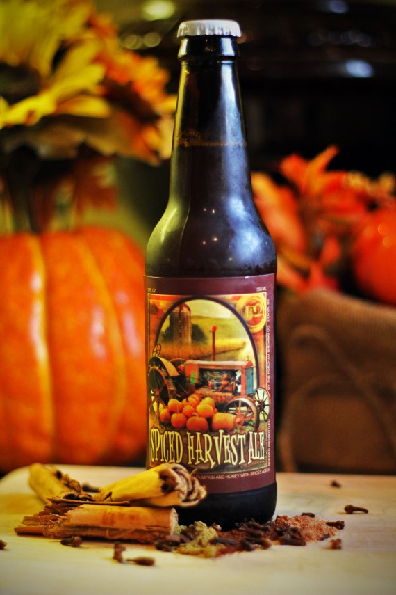 Fordham Spiced Harvest Ale