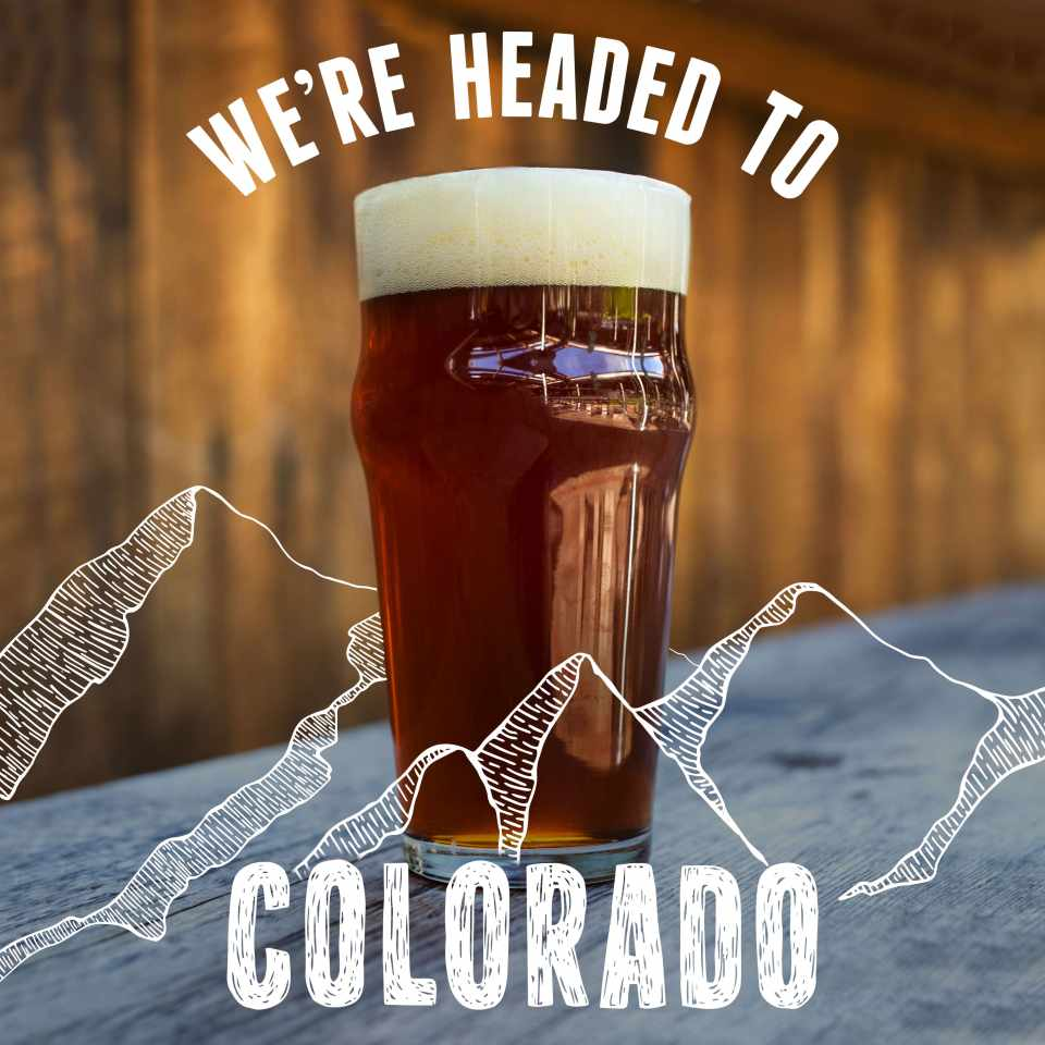 Founders Brewing Colorado