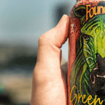 Founders Green Zebra cans