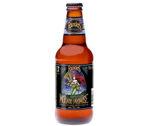 Founders Mosaic Promise Pale Ale (2014)
