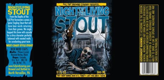 """Képtalálat a következőre: """"Night Of The Living Stout"""""""