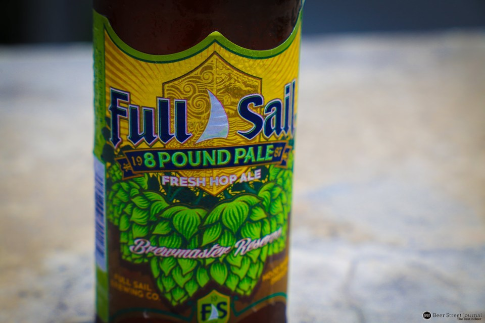 Full Sail 8 Pound Pale Ale Bottle