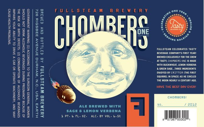 Fullsteam Chombers One