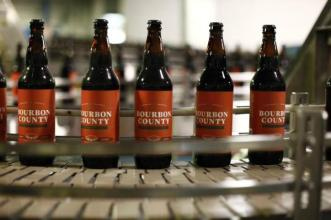 Bourbon County Coffee Stout. Coming to 22oz bottles