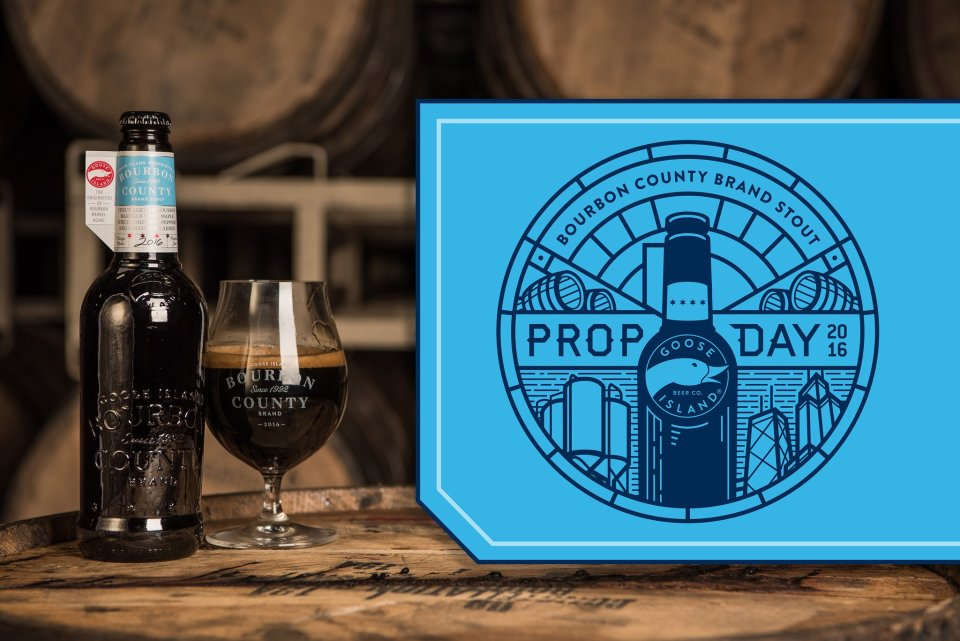 Goose Island Bourbon County Stout Proprietor's