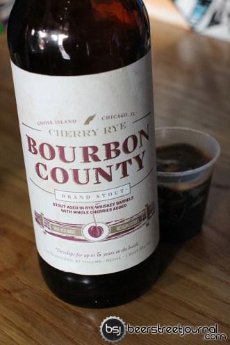 Cherry Rye Bourbon County