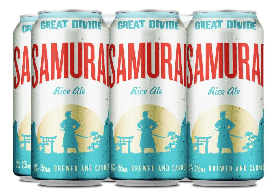 Great Divde Samurai
