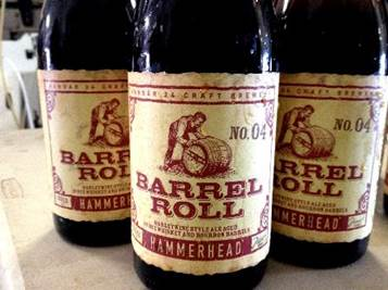 Hangar 24 Barrel Roll Hammerhead