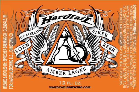 Hardtail Brewing Amber Lager