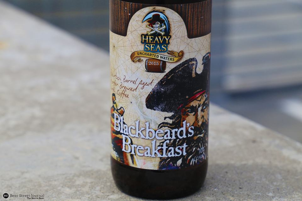 Heavy Seas Blackbeard's Breakfast bottle