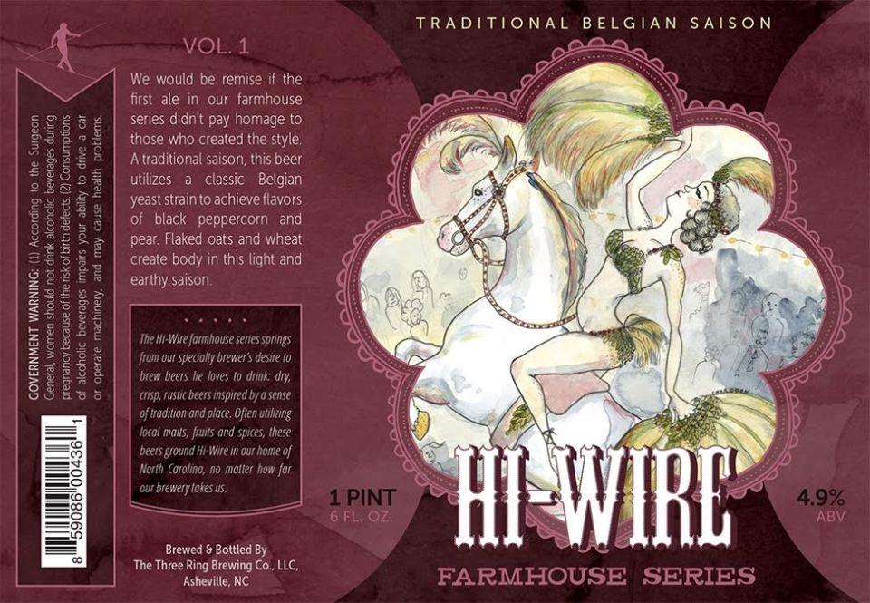 Hi-Wire Farmhouse Series Volume 1