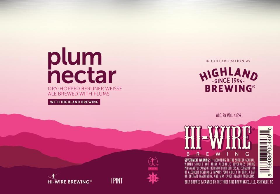 Hi-Wire Plum Nectar