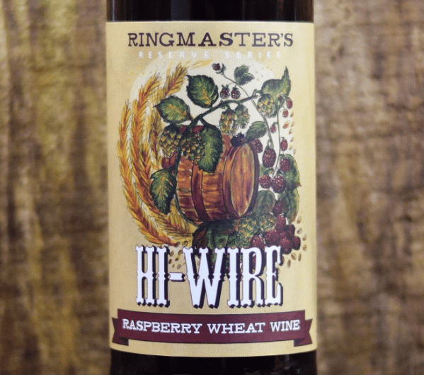 Hi-Wire Raspberry Wheatwine