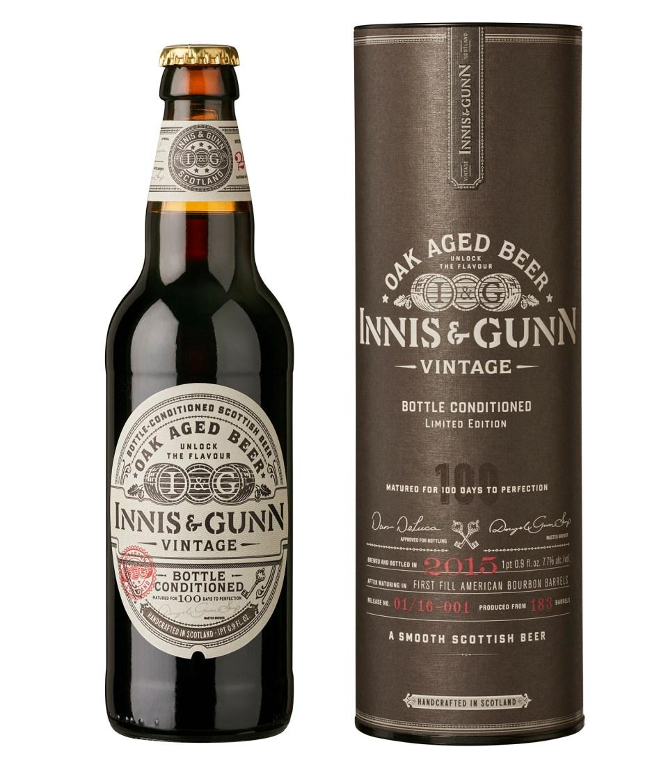 Innis & Gunn Vintage