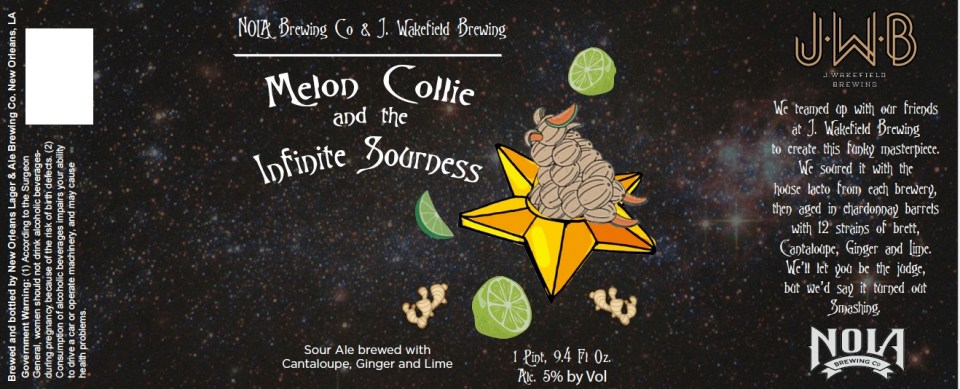 J. Wakefield Melon Collie and the Infinite Sourness