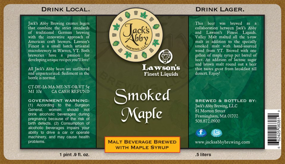 Jack's Abbey Smoked Maple