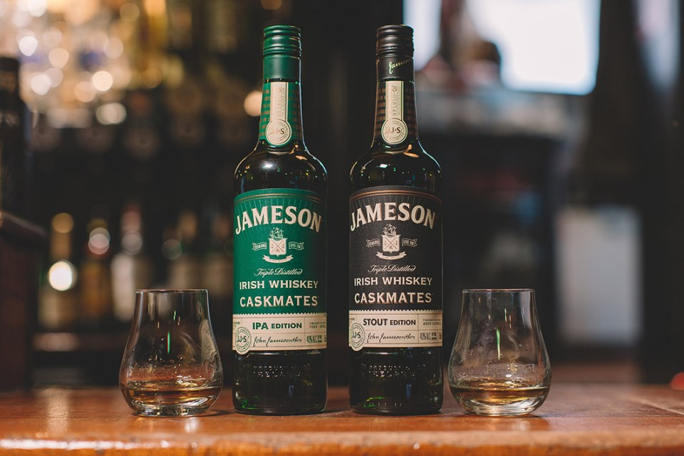 Jameson Caskmates Series