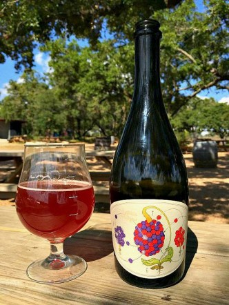 Jester King Synthesis Analogous